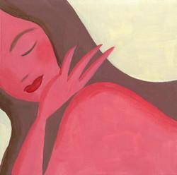 A Woman (detail)