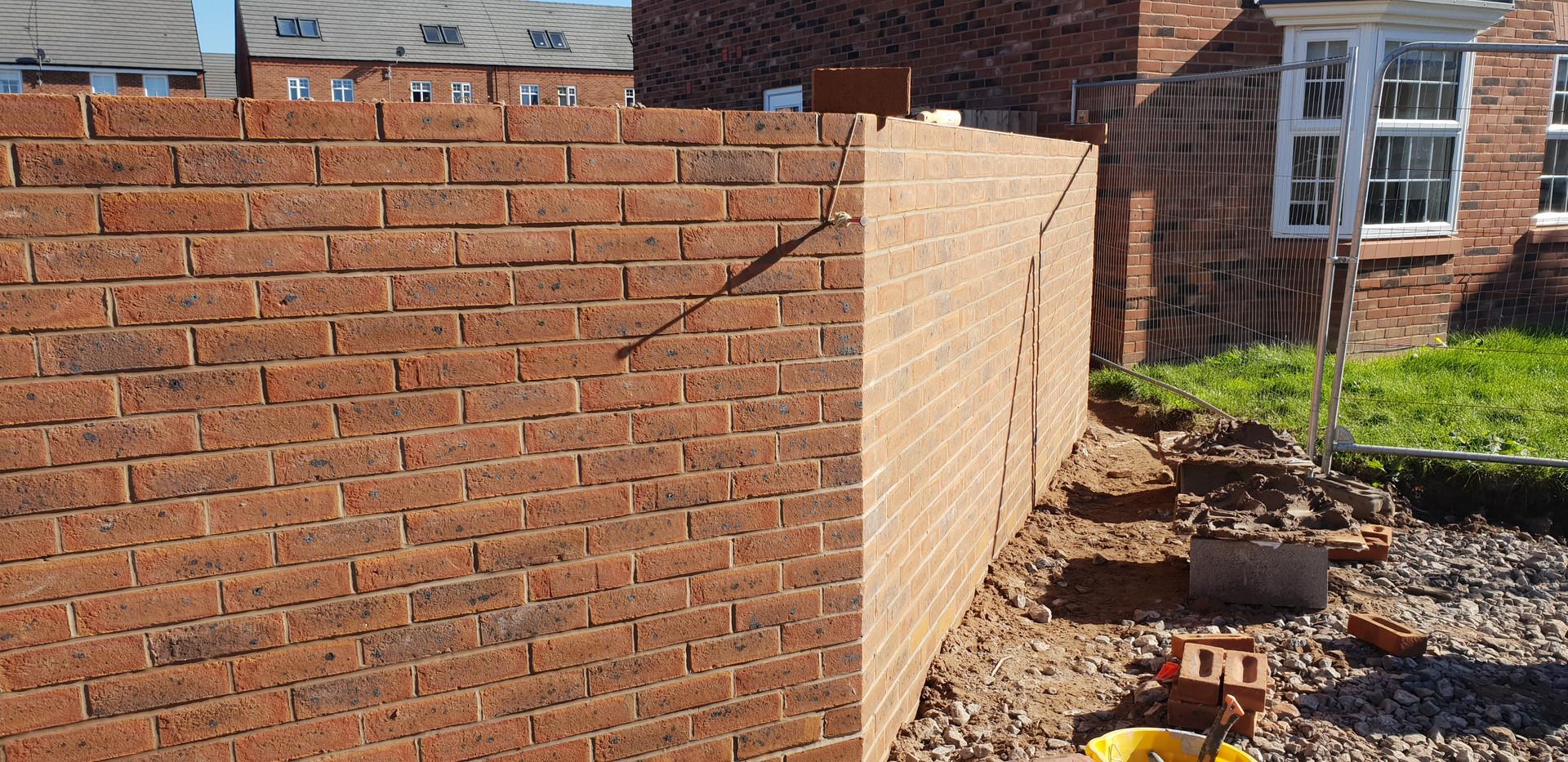 Angle Wall