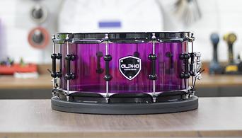 alpha custom drums