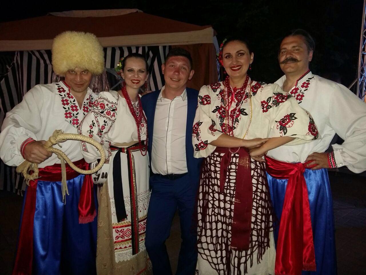"""Ансамбль казачьей песни """"Родня"""""""