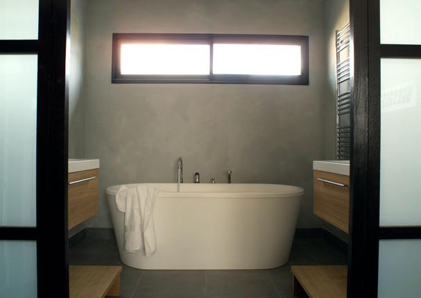 Appt témoin - Salle de bain 1er étage