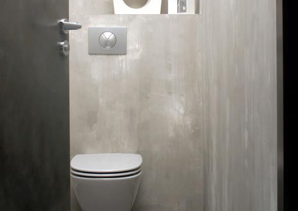 Appt témoin - Toilettes supendues 1er étage