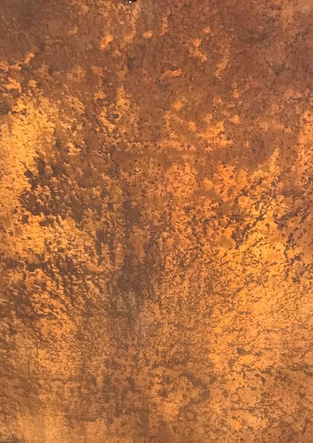 Texture effet corrodé cloison - Détail 001