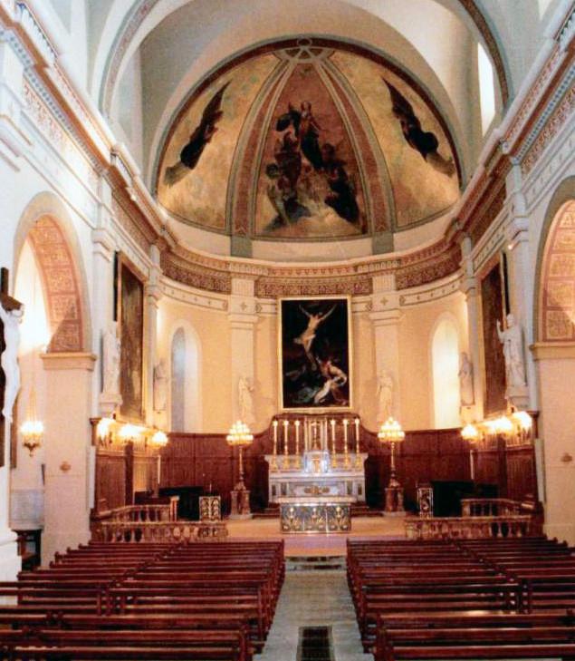 Restauration de l'église - Yssingeaux (43)