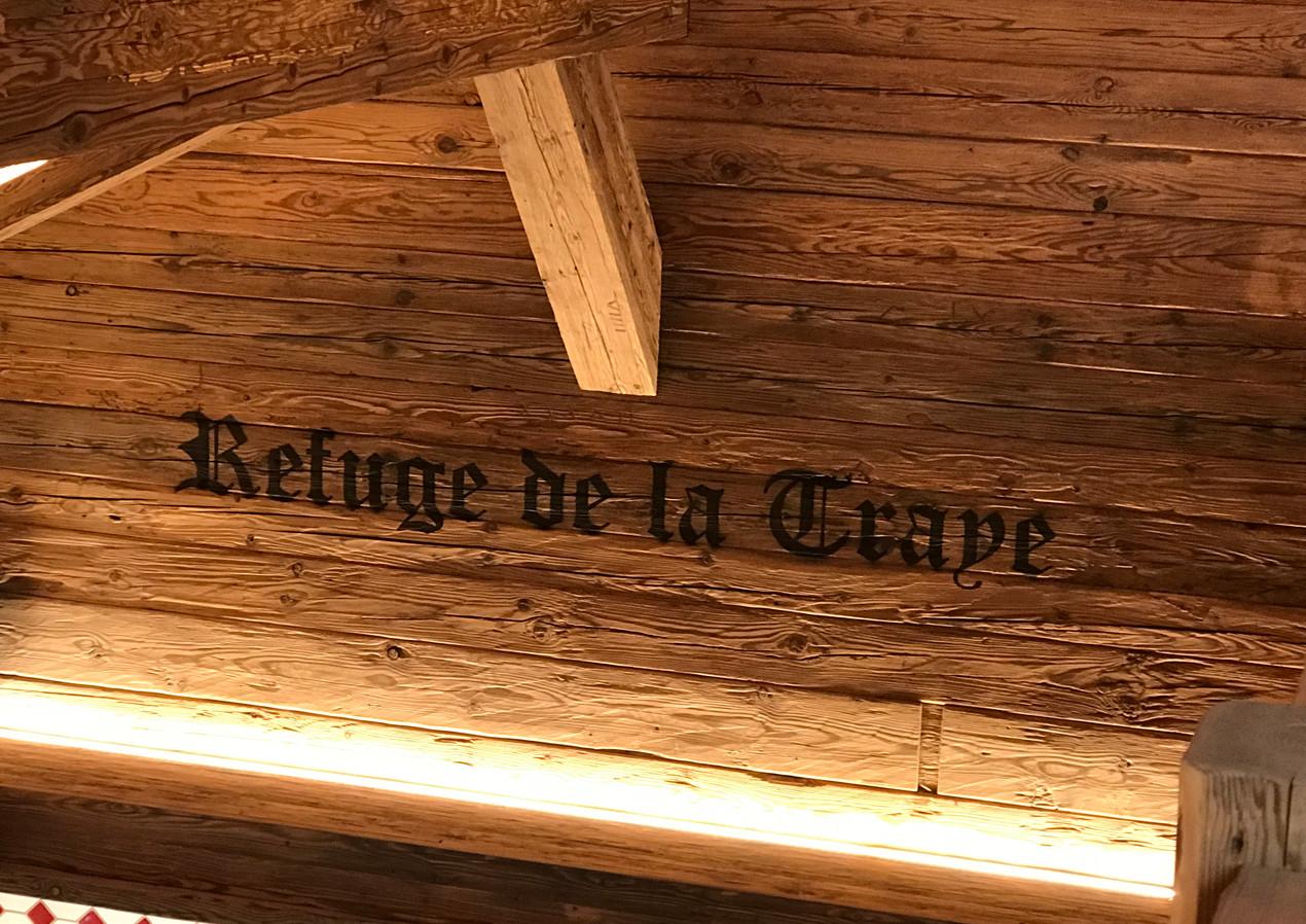 Refuge de la Traye, Méribel 3 Vallées 001