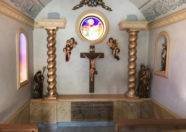 Chapelle de La Traye