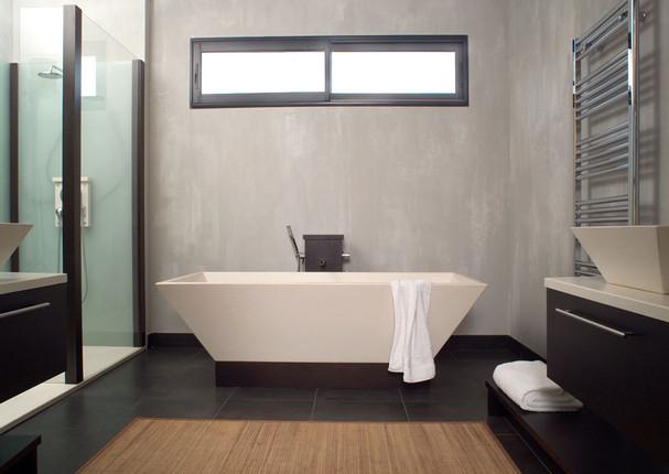Appt témoin - Salle de bain rdc 001