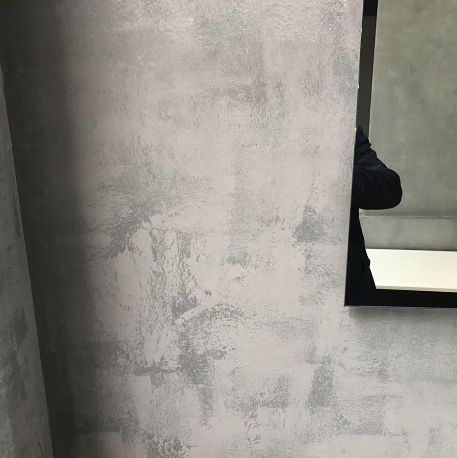Patines pièces humides - Détail