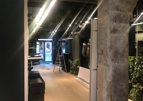 Aménagements - Concept Store Prêt-à-porter