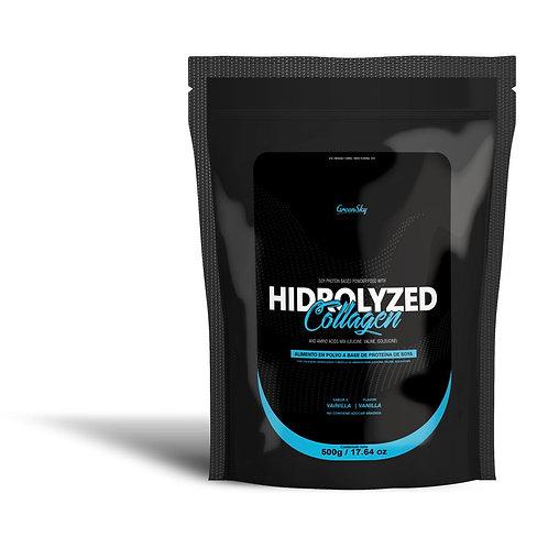 Colágeno Hidrolizado con Aminoácidos (Músculos más grandes y fuertes)