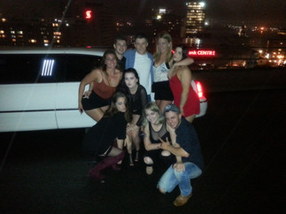 Birthday Limo Halifax