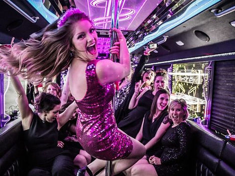 Halifax Party Bus
