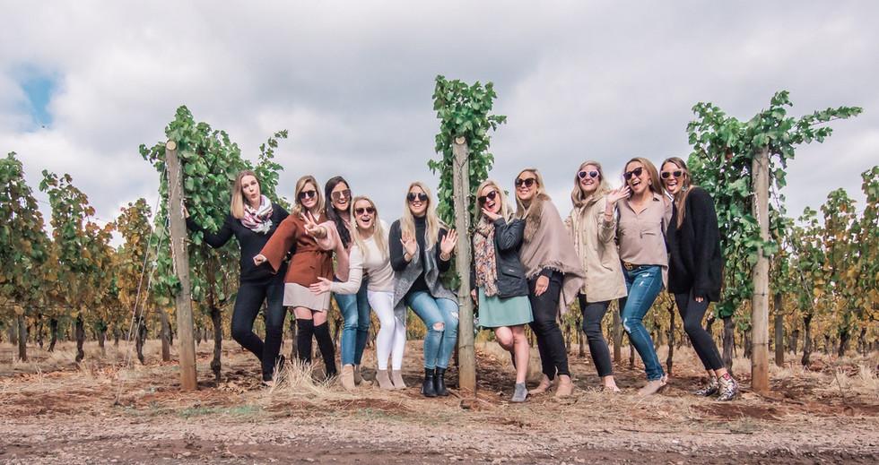 Bachelorette wine tours halifax nova sco