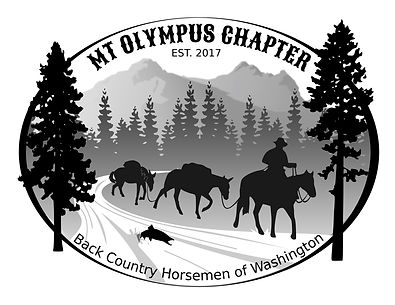 Mt Olympus Chapter Logo