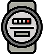 electricity-meter-computer-icons-clip-ar