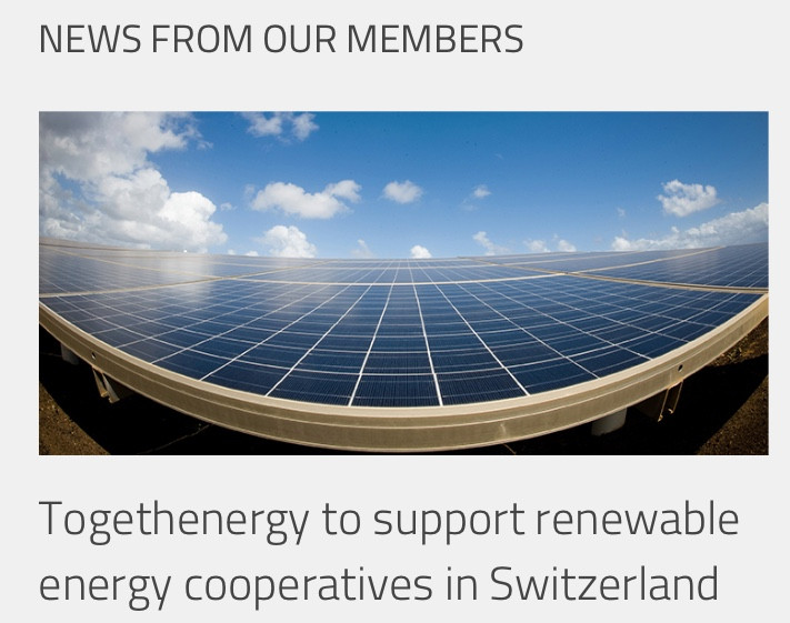 Togethenergy auf Successful Green