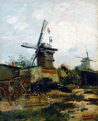Vincent van Gogh, Windenergie, Energiegenossenschaften, investieren in erneuerbare Energie,