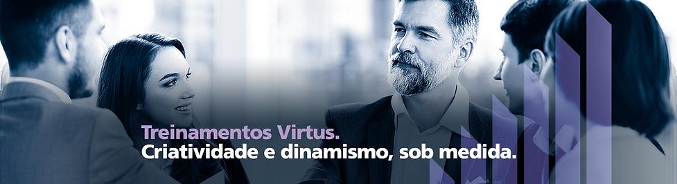 Os Treinamentos In Company Virtus são personalizados e planejados para atender as necessidades das empresas