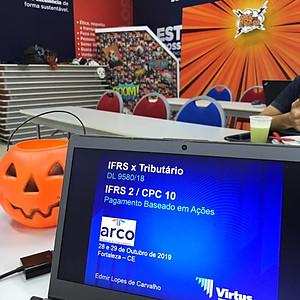 IFRS x Tributário - Fortaleza