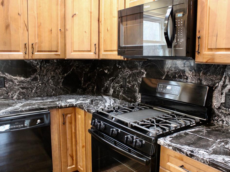 granite black forrest