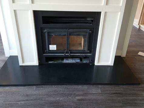 Granite  Color - Absolute Black Honed