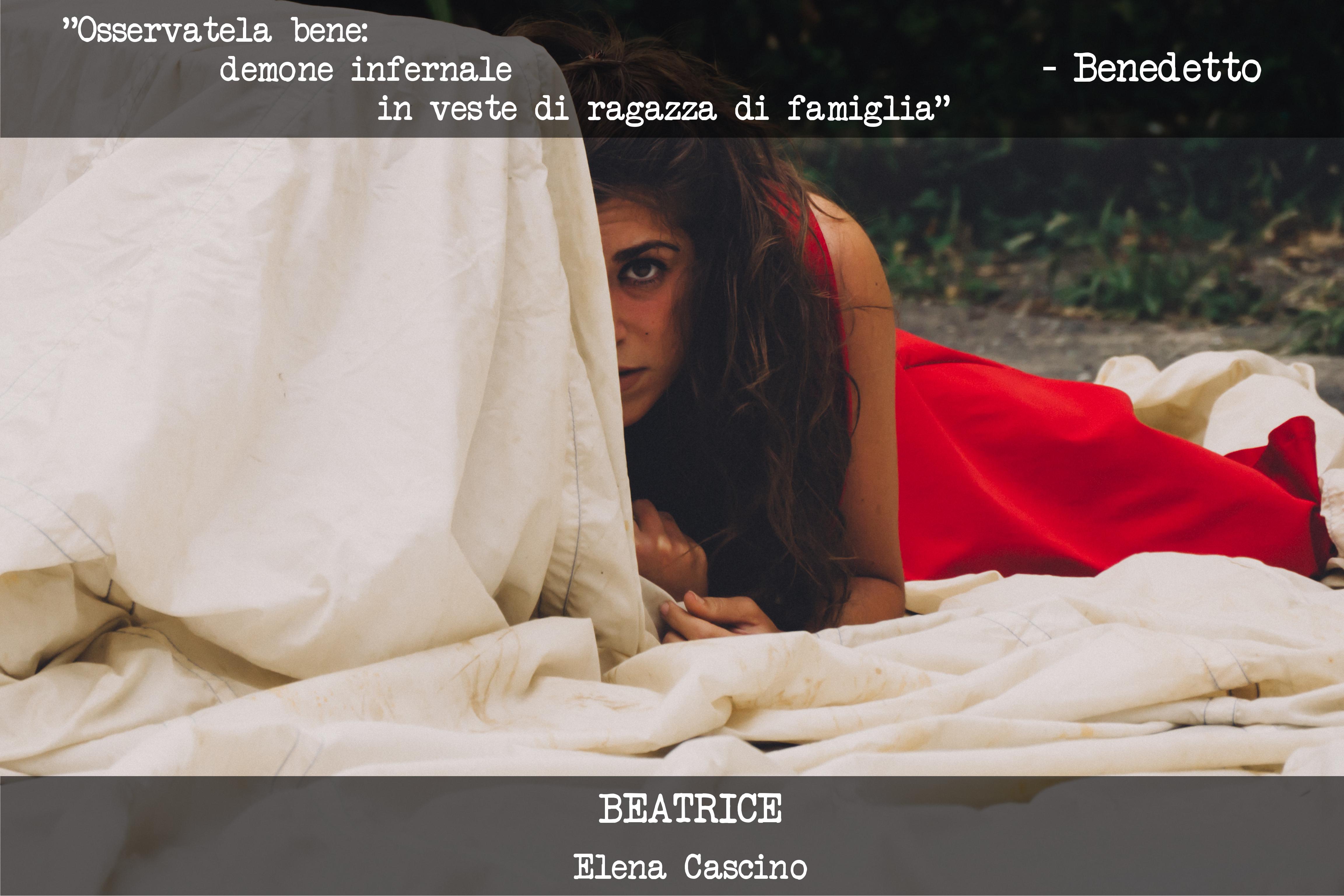 BEATRICE - Elena Cascino