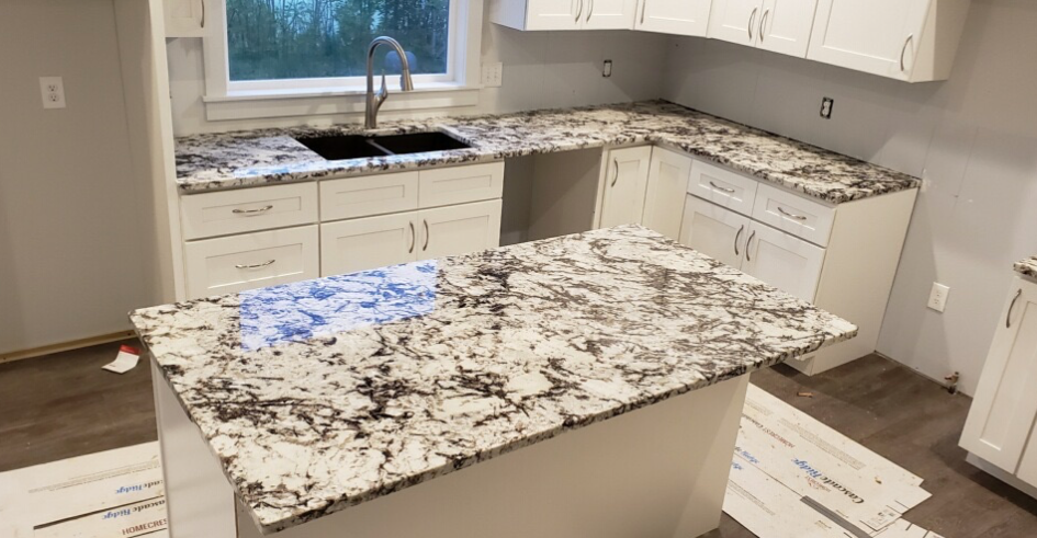Granite  Color - Delicatus White