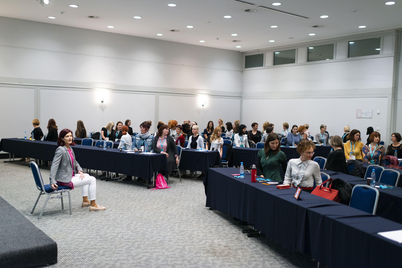 delavnice in predavanja o sedenju