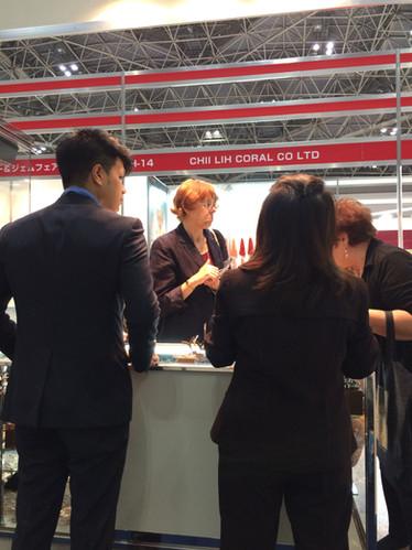 Japan Jewellery Fair 2015