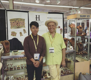 JOGS Gem & Jewelry Show in Tucson, Arizona, USA, 2016