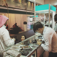 39th Mid East Watch and Jewellery show Sharjah 2015