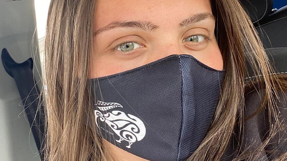 Kiwi Cricket Face Mask