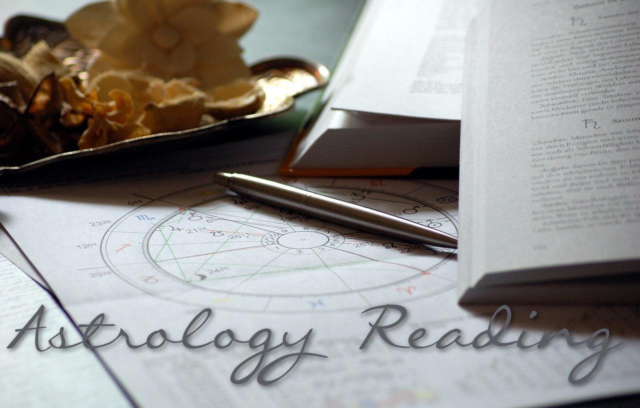 Private Astro Reading