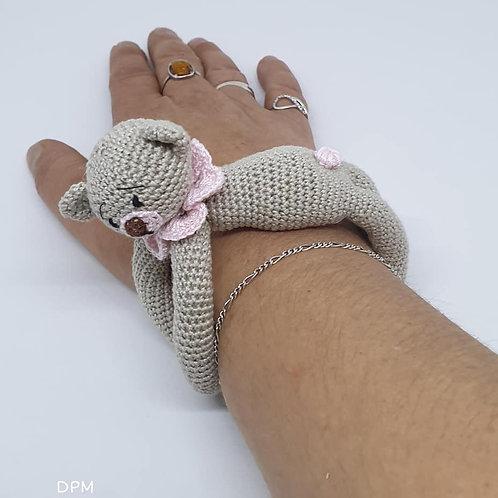 Bracelet ourson inglish