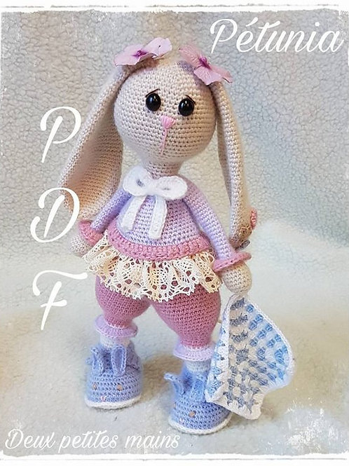Petunia the rabbit