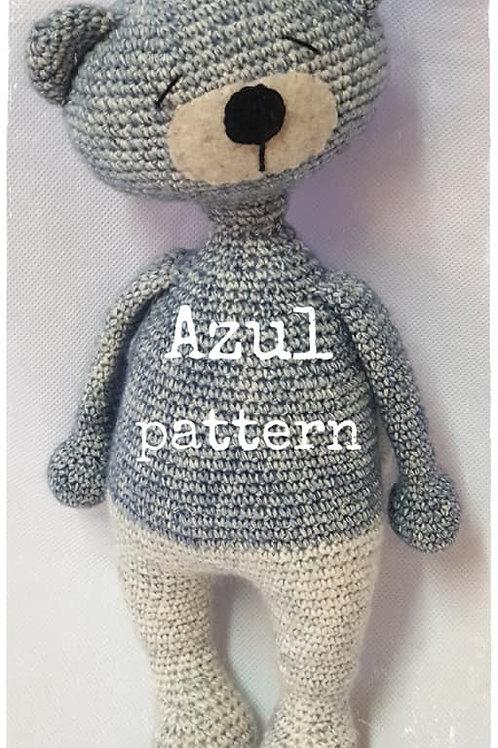 AZUL l'ourson
