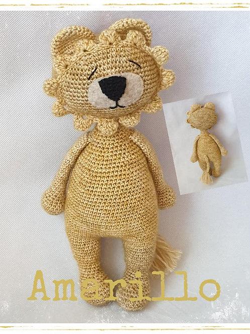 Amarillothe Lion