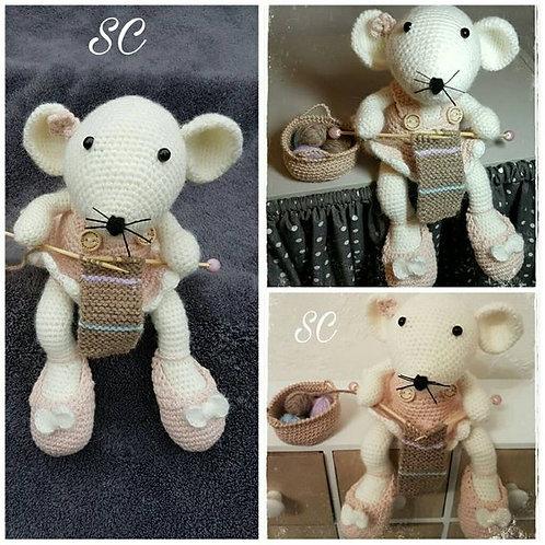 La souris tricoteuse