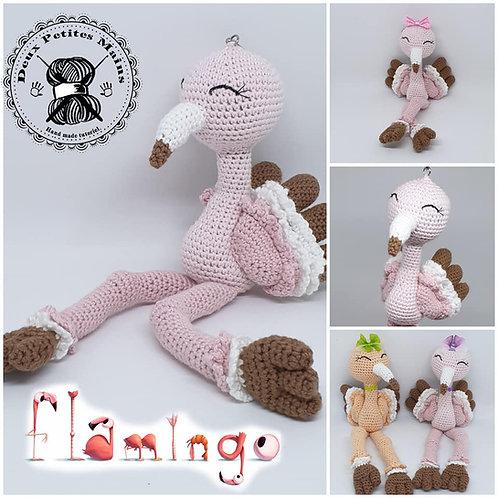 Flamingo le flamand rose