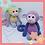 Thumbnail: Pastel le bébé singe
