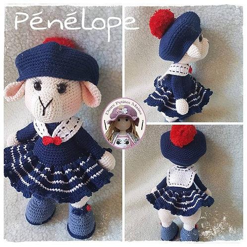 Pénélope le mouton