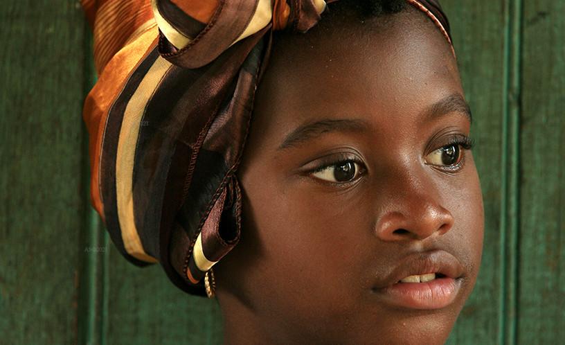 La niña  del turbante