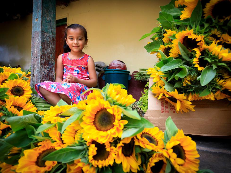 El pueblo de las flores