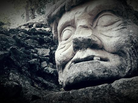 El hombre más anciano de Copán