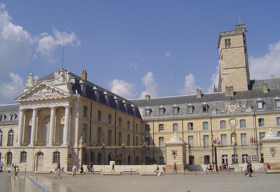 Palácio dos duques da Borgonha, Dijon