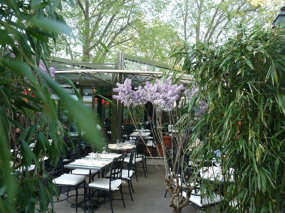 Closerie des Lilas, Paris