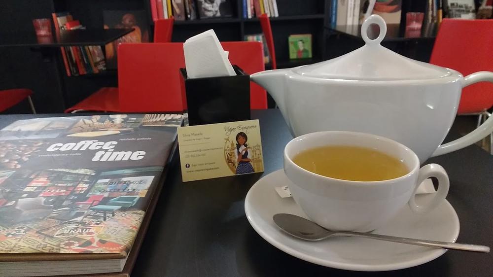 Café Livraria Betrand - Lisboa, Chiado