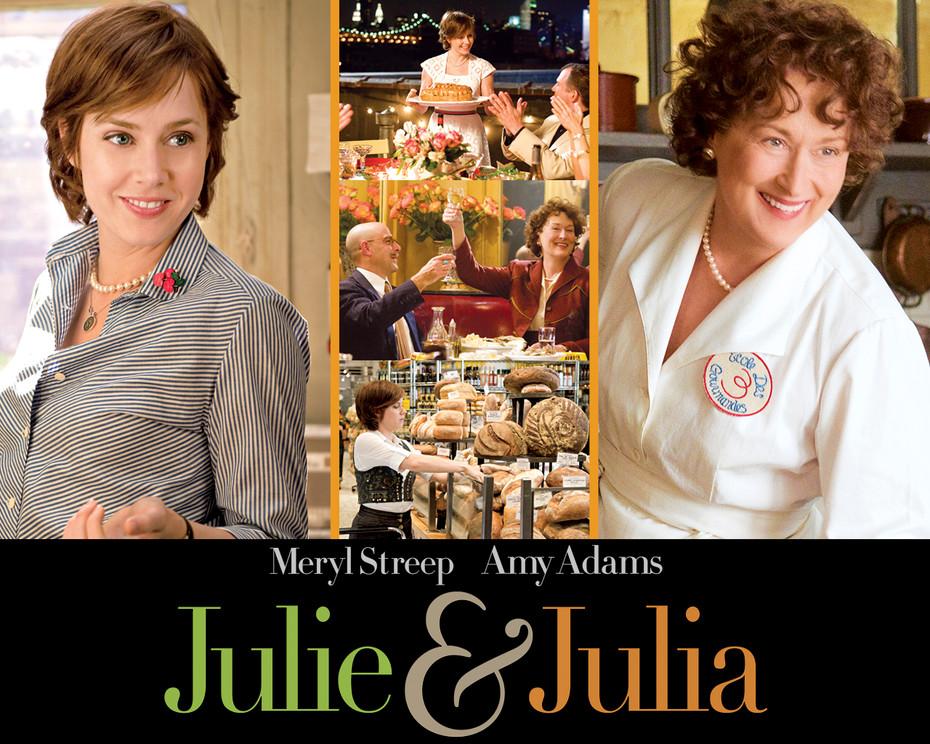 Viagem pela cozinha francesa, inspiração no filme Julie e Julia!