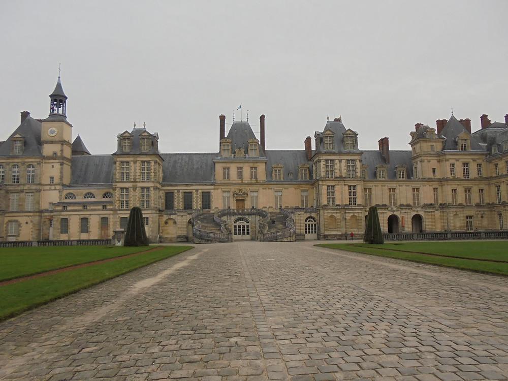 Palácio Fontainebleu, França