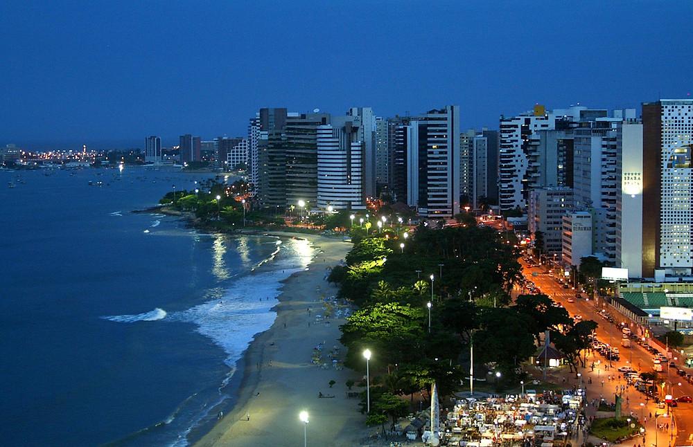 Av. Beira Mar, Fortaleza